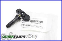 08-17 Subaru Impreza Forester Tire Pressure Sensor SET OF 4 OEM NEW 28103AJ00A