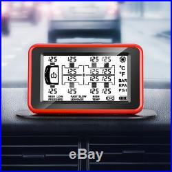 10 Sensors TPMS Tire Pressure Monitoring System for RV/Motor home/Caravan/Truck