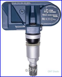 2005-2018 Toyota Tundra Tacoma TPMS Tire Pressure Sensors OEM Aftermarket Wheels