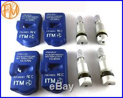 2006-2018 Tire Pressure Sensor TPMS BMW X5 X3 X6 E60 F10 535i 550i 433mhz