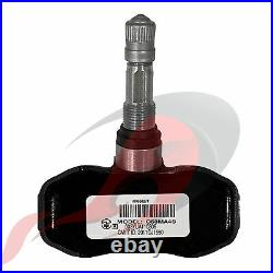 2010-2013 C6 Corvette GM TPMS Tire Pressure Monitoring Sensor Set of 4 20925924
