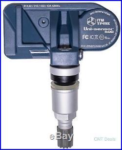 2011-2018 TPMS Tire Pressure Sensors BMW OEM Replacement F10 F11 F07 G30 G31 M