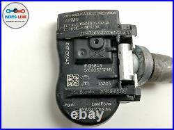 2014-2019 Range Rover Sport L494 Tire Pressure Control Tpms Sensor Set-4 433mhz