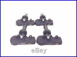 25920615 Set of 4 Genuine GM AC Delco TPMS Tire Air Pressure Sensors 15922396
