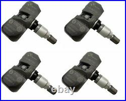 (4) 6 781847-02 678184702 Tire Pressure Sensor TPMS BMW Mini Cooper Rolls-Royce