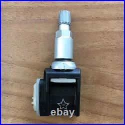 4 BMW Tire Pressure Sensors 433 MHZ 7er G11 G12 5er G30 X3 G01 X4 G02 6876955
