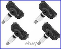 (4) Fits Hyundai Kia Tire Pressure System TPMS TPM Factory OEM 52933-2F000