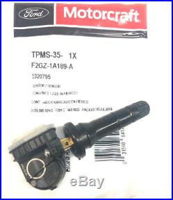 (4) Ford Oem 2015-2019 F-150 Mustang Tire Pressure Sensor Tpms35 F2gt1a189a