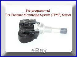 4 Kits SE10002 VDO REDI Sensor Pre-programmed Tire Pressure Sensor Fits 315MHZ