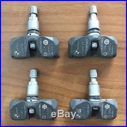 4 Mini BMW Tire Pressure Sensors Rdk 433 MHZ Mini BMW 1er 3er 5er 6er Z4 6781847
