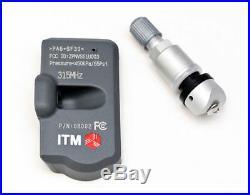 4 NEW TPMS Fits 2006-11 Land Rover Range Rover Sport OEM Tire Pressure Sensor