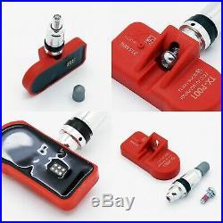 4-Pack 315MHz Pre-programmed TPMS Tire Pressure Sensor For AUDI VW 1K0907253D