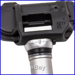 4 Pcs TPMS Tire Pressure Monitor Sensors For Mercedes Benz A0009050030 Black