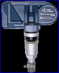 4 TPMS Tire Pressure Monitor Sensors 2004 2005 2006 Cadillac Escalade EXT ESV