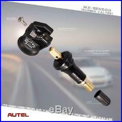 4 TPMS Tire Tyre Pressure Monitoring Sensors Autel MX-Sensor 2in1 433Mhz 315Mhz