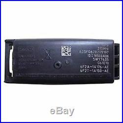 (4) Tire Pressure Sensors 315 Mhz Motorcraft TPMS fit Ford 6F2T-1A150-AE