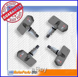 4 Tire Pressure Sensors TPMS for 03-12 Nissan Infiniti