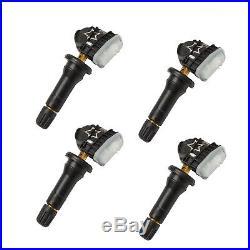 4 X 13598771 New Gm Tpms Tire Pressure Monitoring Sensor Oem