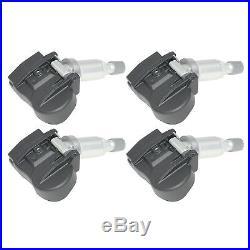 4 X TPMS Tire Pressure Sensor For BMW 228i 320i 328i 335i 428i 435i 36106881890