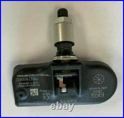 4 X Xf Tyre Pressure Sensors Genuine