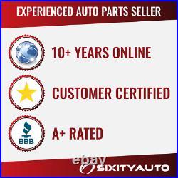4 pc Huf TPMS Sensors for 2007-2010 Ford Explorer Sport Trac Tire Pressure mo
