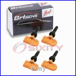 4 pc Huf TPMS Sensors for 2007-2010 Ford Explorer Sport Trac Tire Pressure ni