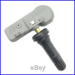 4 pcs Tire Pressure Sensor for Chevrolet Sonic Cadillac DTS GMC Buick Saab V6 V8