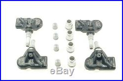 4 x Genuine VW TPMS Tyre Pressure Sensor 5Q0907275B 433Mhz Audi Q7 Touareg