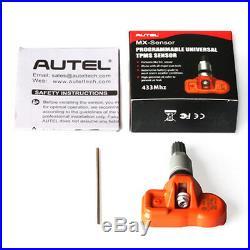4Autel MX-Sensor 433MHz Programmable Universal TPMS sensor For Tire Pressure