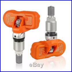 4Car TPMS Tyre Pressure Monitoring System Autel 433MHz Universal Sensor Program