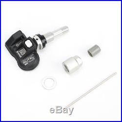 4PC Autel 315MHz+ 433MHz Tyre Pressure Tester Programmable Universal TPMS Sensor