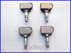 4PCS 52933-2M000 TPMS Tire Pressure Sensor Fit Hyundai Accent Elantra Equus Rio