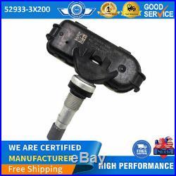 4PCS For Hyundai Elantra Tucson Kia Rio 52933-3X200 TPMS Tire Pressure Sensors