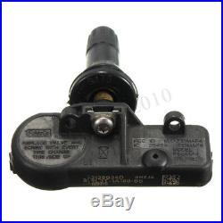 4Pcs For GMC Buick Chevrolet TPMS Tire Pressure Monitor Sensors 315MHz #13586335