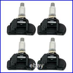 4Pcs TPMS Tire Pressure Sensor for Vauxhall Astra Corsa Zafira Insignia 13598775