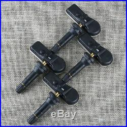4X For Smart ForFour 453 Fortwo Tire Pressure Sensors TPMS A4539051701