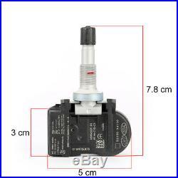 4X TPMS Sensor Tire Pressure Monitor For Kia Sportage 52933-D9100, RDKS NEW##