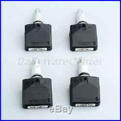 4X Tire Pressure Sensor 52088990AC For fit 2005 2004 Chrysler Crossfire Pacifica