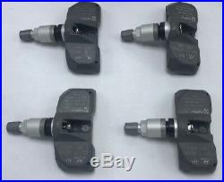 4x Factory OEM TPMS Tire Pressure Sensor 52933-4D200 Fits Kia & Hyundai