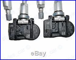 4x Ford Mondeo Galaxy S-Max Tyre Pressure Sensor TPMS 433MHz 8G92-1A159-AE