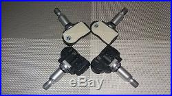 4x NEW BMW Original RDC RDKS RDCi TPMS Tire Pressure sensor BMW 6881890, 6856209