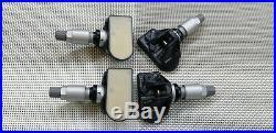 4x NEW Genuine RDKS RDC TPMS Tire pressure sensor BMW 5 6 7 X3 X4 X5 36106887147