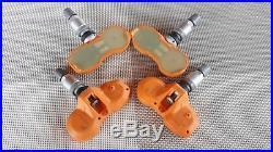 4x New TPMS RDCi RDKS Tire pressure sensor BMW E46 E39 E60 E38 E65 E66 E67