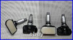 4x New TPMS sensor RDCi RDKS Reifendrucksensor Toyota SUPRA 42607-WAA02