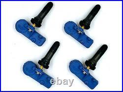 4x OEM for 14-21 Chevrolet Silverado Tire Pressure Monitor System TPMS 25789964