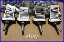 4x Original VW Porsche Skoda Seat Audi Tyre Pressure Sensor RDKS 5Q0907275 B