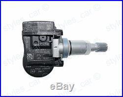 4x Peugeot 407 207 307 607 508 807 Tyre Pressure Sensor TPMS 433MHz /9681102280