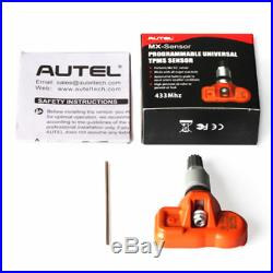 4x TPMS Tire Pressure Monitoring Sensor 433Mhz Autel MX-Sensor Program Universal
