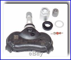 4x TPMS Tire Pressure Monitoring Sensor WithService Kit For Toyota Highlander Rav4