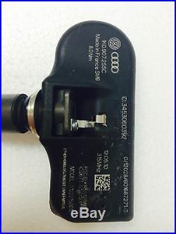 4x- Volkswagen Audi NEW Tire Pressure Monitoring Sensor (TPMS)(315 MHz)